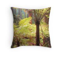 Dandenong Ranges National Park Throw Pillow