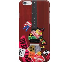 Michael Cherry Guitar iPhone Case/Skin