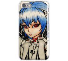 Ayanami Rei iPhone Case/Skin