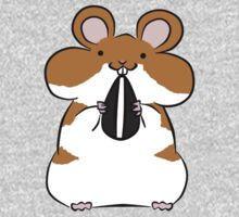 Hammy the hamster One Piece - Long Sleeve