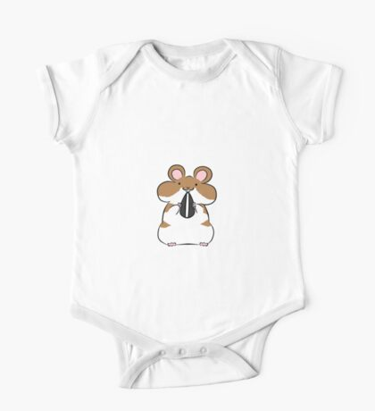 Hammy the hamster One Piece - Short Sleeve
