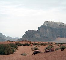 Wadi Rum by Mark Prior