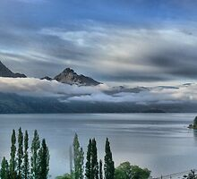 A Wakatipu Moment by Larry Lingard/Davis