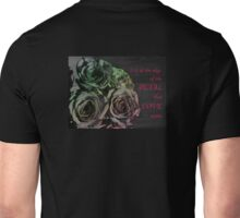 The Edge Of The Petal Unisex T-Shirt