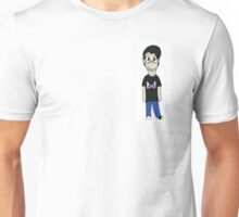 Markiplier Chibi Unisex T-Shirt