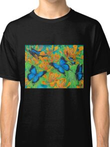 'Blue Brilliance' Classic T-Shirt