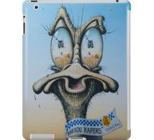Kakadu Kapers iPad Case/Skin