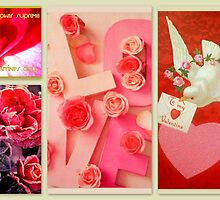 Valentine Collection featured in Collective Collage, Inspired Art & Holidays & Special Occasions by ©The Creative  Minds