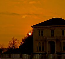 House of the Setting Sun by Howard Lorenz