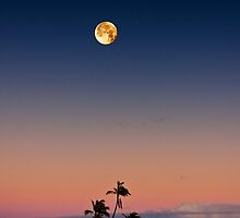 6:46 PM Kahala Time by Alex Preiss