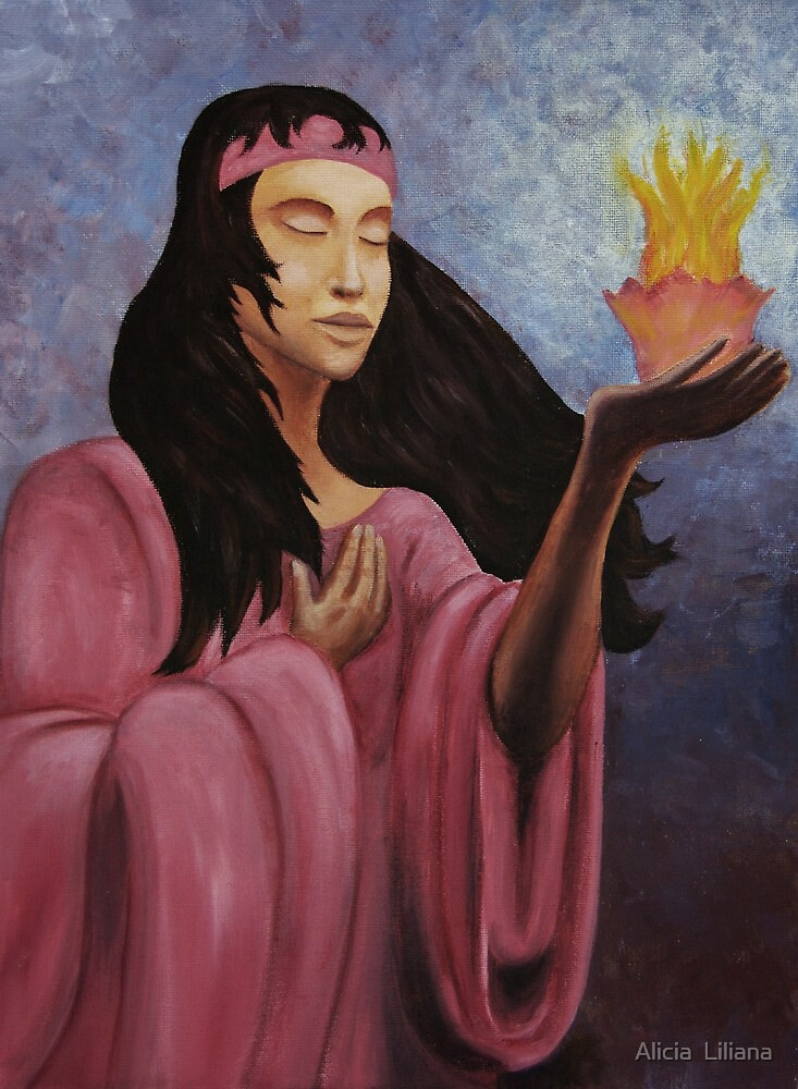 The offering by Alicia  Liliana