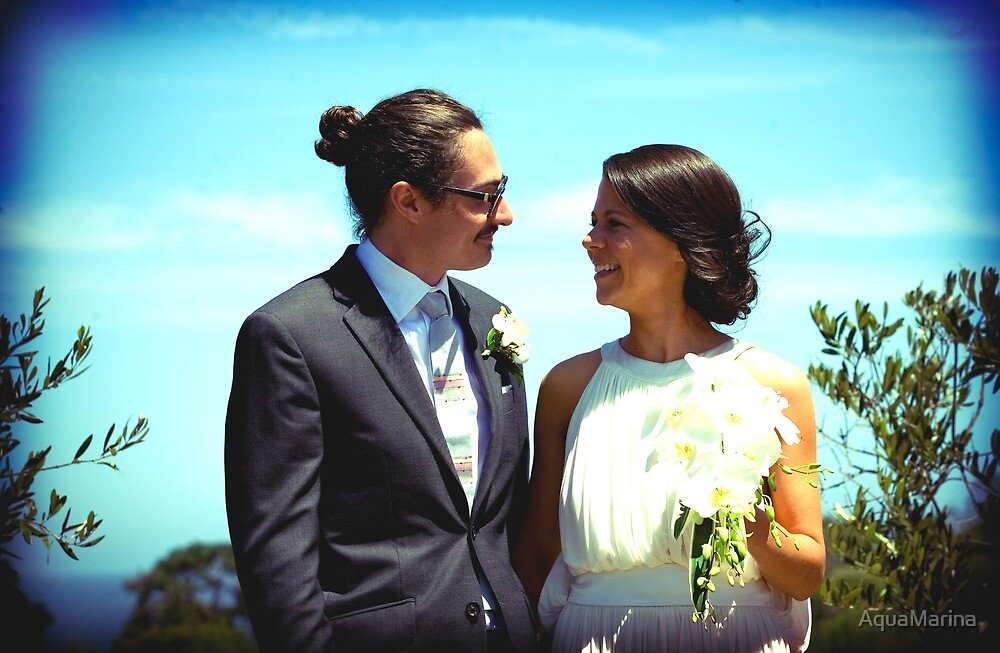 Mike and Zoe's Knot by AquaMarina
