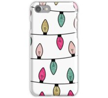 Twinkle Lights Glitter iPhone Case/Skin