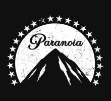 Paranoia White by Karl Whitney