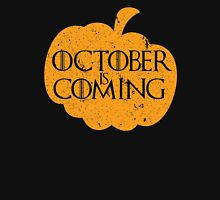 October is Coming - Orange Unisex T-Shirt