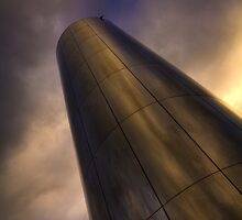 Closing the Rift - Roald Dahl Plass  by Photoplex