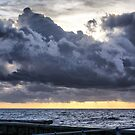 Stormy Sunset by JacquiK