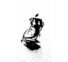 """""""Despair Chair (9)"""" Photographic Print"""