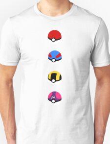 Pokeballs T-Shirt