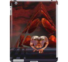 Weary Time Traveller iPad Case/Skin