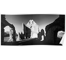 Boxgrove Priory, Guest House Ruins Poster