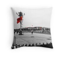 Beijing, China Throw Pillow