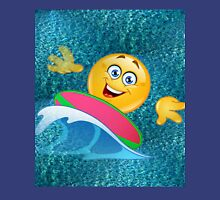 surfer emoji Unisex T-Shirt