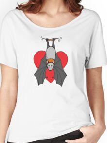 Love Flying Foxes Women's Relaxed Fit T-Shirt