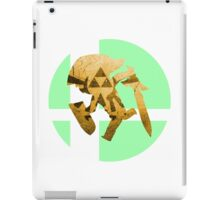 Sm4sh - Toon Link iPad Case/Skin