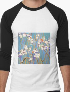 Autumn Blossoms Men's Baseball ¾ T-Shirt