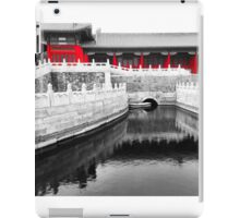 Forbidden City, Beijing, China iPad Case/Skin