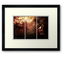 Just Another Friday Night at the End of the World Framed Print
