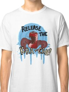 Release the Kra-can! Classic T-Shirt