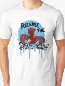 Release the Kra-can! T-Shirt
