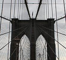 Brooklyn Bridge by JoanneF24
