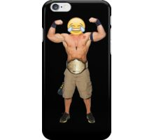 Cena !!!! *crying emoji* iPhone Case/Skin