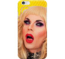 Russian Bisexual Transvestite Hooker iPhone Case/Skin