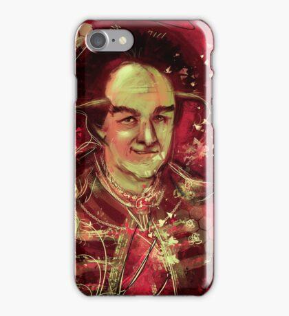 Londo Mollari Red iPhone Case/Skin