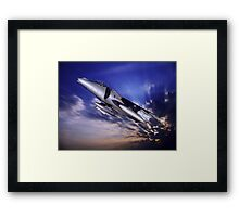 Royal Air Force Harrier Framed Print