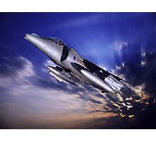 Royal Air Force Harrier Photographic Print