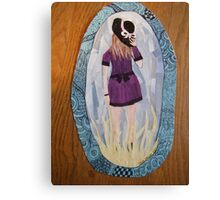 Picture of a Girl Canvas Print