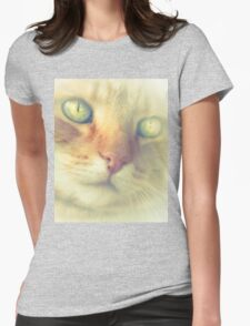9 lives... Womens Fitted T-Shirt