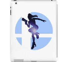 Sm4sh - Zero Suit Samus iPad Case/Skin