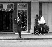 Sharing London by markmccall