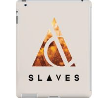 Slaves (US band) Triangle iPad Case/Skin