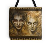Melkor and Sauron Tote Bag