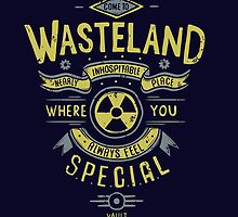 Come to wasteland by Typhoonic