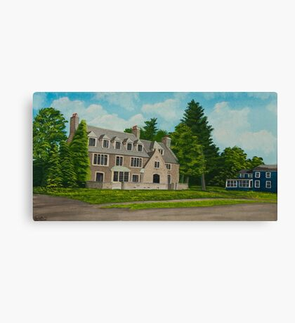 Kappa Delta Rho North View Canvas Print