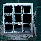 Shed Window by pmreed