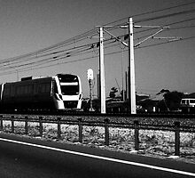 Going Home Train by sallydexter